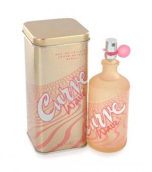 Curve Wave Perfume by Liz Claiborne for Women 3.4 oz