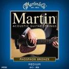 Martin M550 Medium Phosphor Bronze Strings