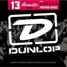 Dunlop Phosphor Bronze Medium Strings