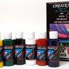 CREATEX Video/Airbrush Color Kit