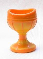 Eye Cup Raised Rib Style in Sunburst