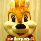 NEW ADULT SQUIRREL CHIPMUNK COSTUME MASCOT up 5' 9""