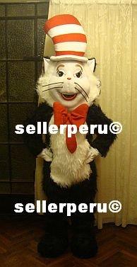 """NEW ADULT CAT FUNNY COSTUME MASCOT 5' 9"""""""