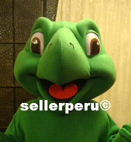 """NEW TURTLE DELUXE ADULT COSTUME  MASCOT up 5' 9"""""""