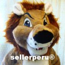 """NEW LION DELUXE ADULT COSTUME  MASCOT up 5' 9"""""""