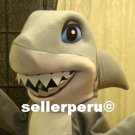 NEW ADULT SHARK COSTUME DELUXE MASCOT up 5' 9""