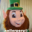 NEW ELF GOBLIN ADULT FUNNY COSTUME MASCOT 5' 9""