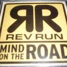 REV RUN - RARE PROMO - MIND ON THE ROAD