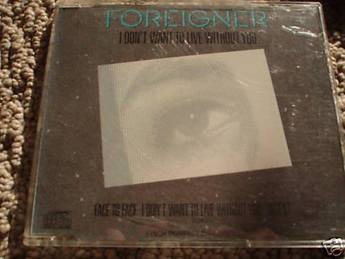 4 [Remaster] - Foreigner (CD 2002)