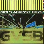 Freak on Ica - Girls Against Boys (CD 1998)