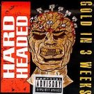 Gold In 3 Weeks - Hard Headed (CD 1992)