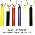 Greetings From the Gutter - Stewart, Dave Songwrite NEW
