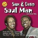 Soul Man & Other Hits - Sam & Dave (CD 1997)