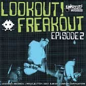 Lookout! Freakout Episode 2 - Various Artists (CD 2001)