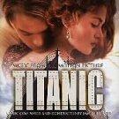 Titanic - Original Soundtrack (CD 1997)