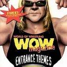 W.O.W. Magazine Entrance Themes - Various Artists MINT