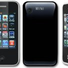 "2.4"" TFT 4-Band 2-Sim Standby Mobile Phone + 2GB TF PB-TTK98"