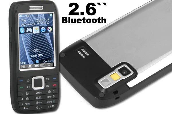 "2.6"" TFT 4-Band 2-SIm Standby Telephone Mobiel Phone PH5-E75"