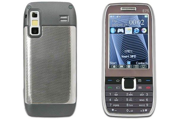 "2.6"" TFT 4-Band 2-Sim Standby Telephone Mobile Phone PH86-E75"