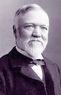 Illustrated Autobiography of Andrew Carnegie