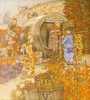 Illustrated English Fairy Tales eBook