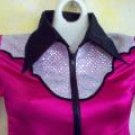 Hot Pink/Hologram, Western Pleasure, Rail,Showmanship, Shirt