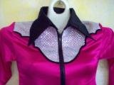 Hot Pink/Hologram, Western Pleasure, Rail,Showmanship, Shirt