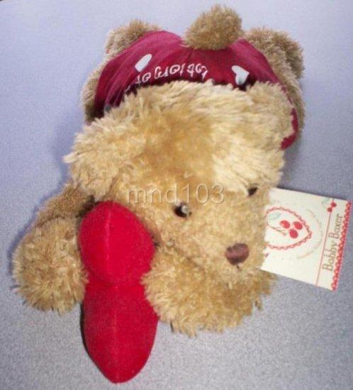 Hallmark Bunnies by the Bay - Bobby Boxer Bear