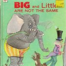 Big and Little Are Not the Same Tell A Tale Bob Ottum