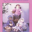 Gooseberry Jam Faith Hope Charity Dolls Clothes Gooseberry Jam Craft Booklet 1..