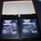 Country Music Cavalcade Nashville Graffitti Two 8 Tapes Vintage Johnny Cash 1976
