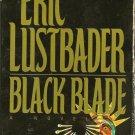 Black Blade Eric Lustbader HC DJ 1993