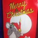 Christmas Around the World Luminaries House of Lloyd 10 Mouse Tea Light Outdoor