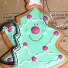 Avon Cookie Cutter Cuties Ornament Tree Christmas Gift Collection Series 3""