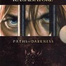Paths of Darkness Gift Box Set 1-4 R A Salvatore PB 2004