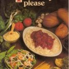 Pasta, please Country Woman Cookbook Recipes Italian PB 1990