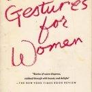 Obscene Gestures for Women Janet Kauffman15  Stories PB 1990