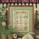 Herb Garden Stitching Cross Stitch Craft Book 1990