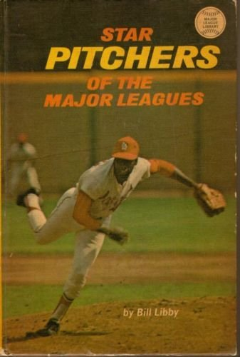 Star Pitchers of the Major Leagues HC 1971 Seaver Gibson