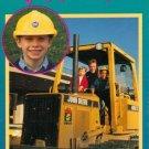 I Wanna Be a Heavy Equipment Operator VHS Steve Pool