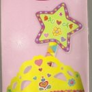 New Gift Glitter Wands & Tiaras Stickers Decorate