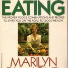 A New Way of Eating from the Fit for Life Kitchen Marilyn Diamond PB 1987 Health