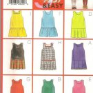 Butterick Sewing Pattern 5776 Jumper Dress Fast Easy Size 4 5 6 Uncut 9 Styles