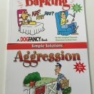 Dog Fancy Simple Solutions Paperback Books Lot Aggression Barking Thorton