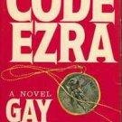 Code Ezra Gay Courter France Iraq  HC DJ 1986