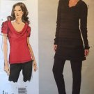 Vogue Patterns V1197 Misses Top And Pants All Sizes