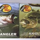 Bass Pro Shops Spring Angler Catalogs 2013 2015 Johnny Morris Fishing Products