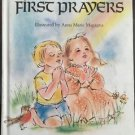 First Prayers Anna Marie Magagna HC 1982 Christian