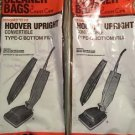 Hoover Upright  Vacuum Cleaner Bags 8 Two Unopen Packages Type C by Carpet Care