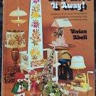 Don't Throw it Away! Abell Vivian Vintage Crafts HC
